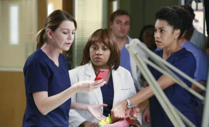 Grey's Anatomy Season 11 Episode 10 Review: The Bed's Too Big Without You