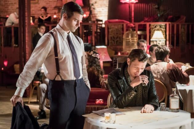 The Moral Compass - The Originals Season 5 Episode 5