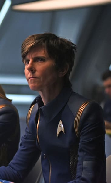 Reno Vertical - Star Trek: Discovery Season 2 Episode 12