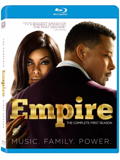Empire Season 1 Blu-ray