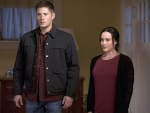 Dean Helps Jenna - Supernatural