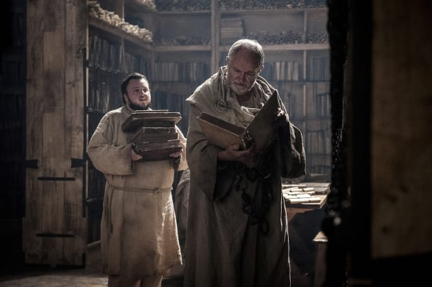 Citadel Blues - Game of Thrones Season 7 Episode 2