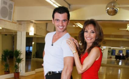 Susan Lucci and Tony Dovolani: The First Photo!