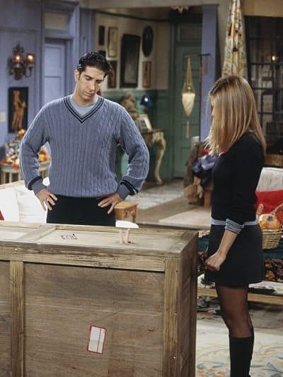 Box - Friends Season 4 Episode 8
