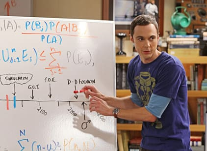 Watch The Big Bang Theory Season 4 Episode 2 Online