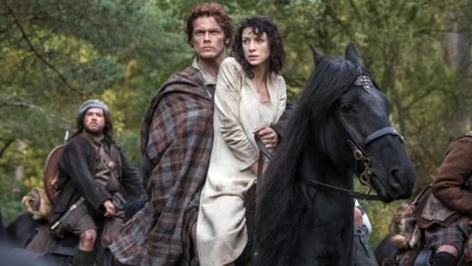 Outlander Premiere Photo Season 1 Episode 1