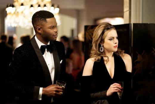 Still Business Partners - Dynasty Season 1 Episode 12