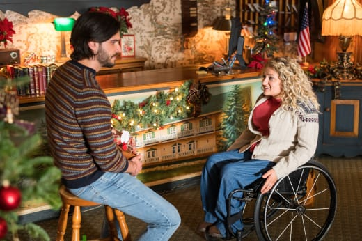 Romantic Lead Come to Life - Christmas Ever After
