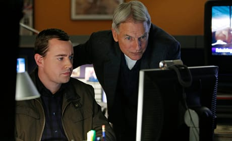 Gibbs With McGee