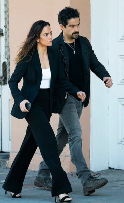 Teresa and Javier - Queen of the South Season 4 Episode 2
