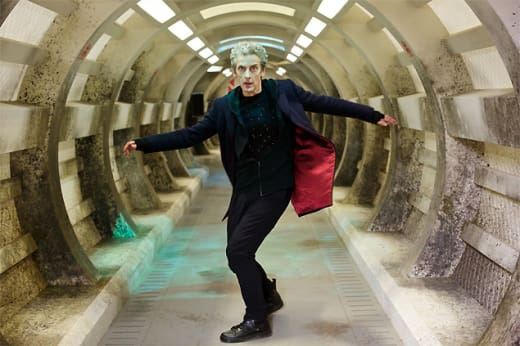 The Doctor's Big Plan - Doctor Who Season 9 Episode 3