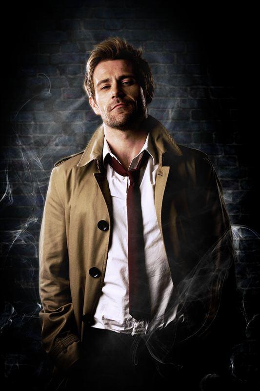 Matt Ryan as Constantine