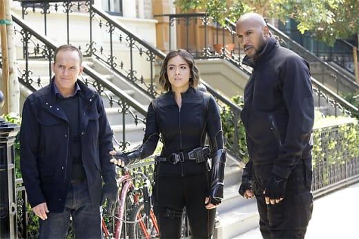 Teaming Up With the ATCU - Agents of S.H.I.E.L.D. Season 3 Episode 4