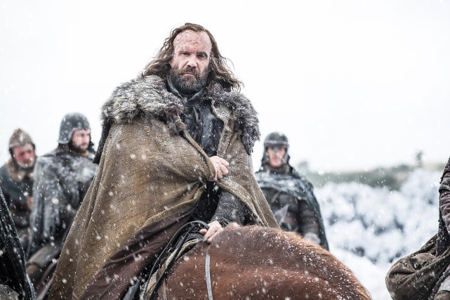 The Hound Rides - Game of Thrones