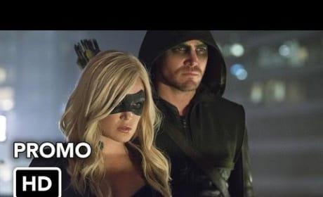 """Arrow Promo - """"Crucible"""""""