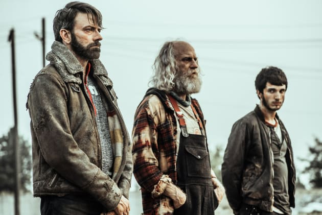 Murphy, Doc, and 10K are Taken Hostage - Z Nation Season 4 Episode 7