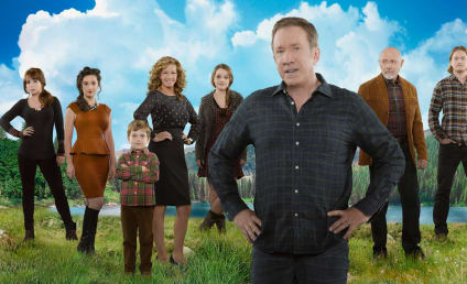Last Man Standing: Revived at Fox!