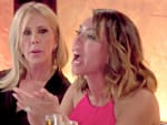Kelly's Behavior - The Real Housewives of Orange County