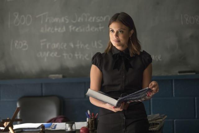 Hot for Teacher - The Vampire Diaries Season 8 Episode 8