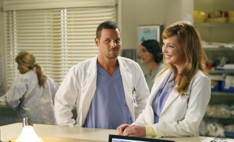 Karev and Stevens Picture