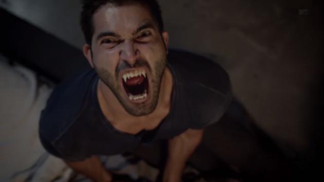 Enraged Derek
