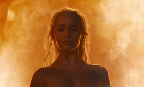 Girl on Fire - Game of Thrones Season 6 Episode 4