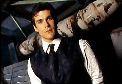 Sean Maher (Dr  Simon Tam) - Firefly - TV Fanatic