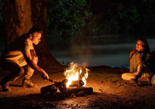 Camping Out - Fantasy Island Season 1 Episode 5