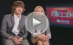 Scott Michael Foster and Spencer Grammer Discuss Greek
