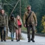 The Bowmans Are Walking Toward Seattle - Colony Season 3 Episode 6