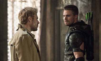 Arrow Season 4 Episode 5 Review: Haunted