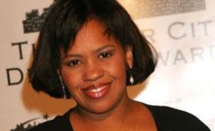 Chandra Wilson Talks Grey's Anatomy