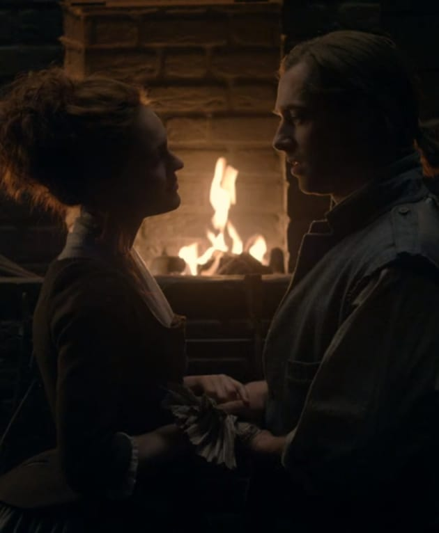 Handfasting - Outlander Season 4 Episode 8