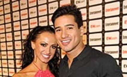 Karina Smirnoff, Mario Lopez Move in Together