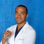 Jesse Williams as Dr. Jackson Avery