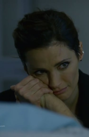 At Her Father's Bedside - Absentia Season 2 Episode 5