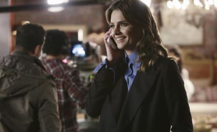 Castle Season 7 Episode 12 Review: Private Eye Caramba!