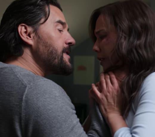 Abusive Wes - Virgin River Season 2 Episode 2