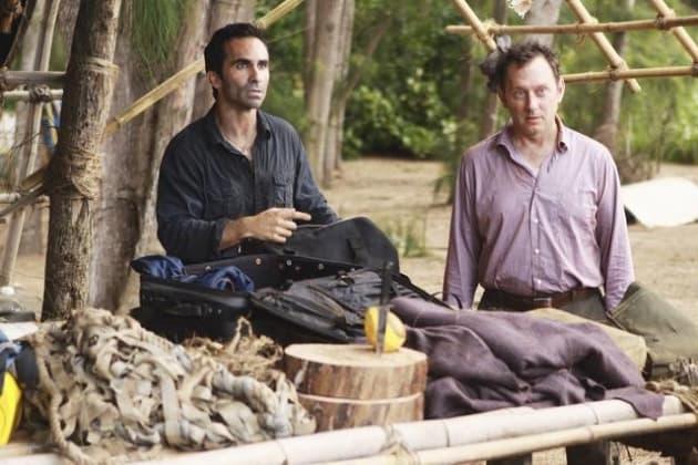 Richard and Ben