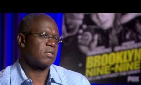 Andre Braugher Interview