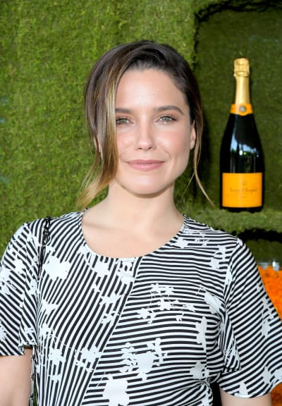 Sophia Bush Attends Event