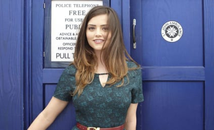 Doctor Who: Jenna Coleman Officially Exits the TARDIS