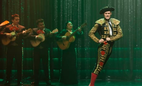A Spanish Dance