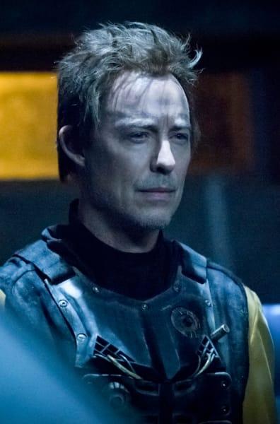 Eobard Reveals Himself - The Flash Season 5 Episode 18