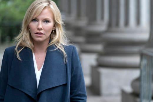 Rollins Uncovers Shocking Info - Law & Order: SVU