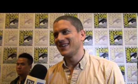 Wentworth Miller Previews DC's Legends of Tomorrow