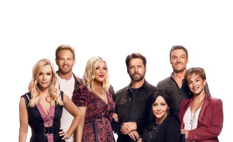 BH90210 2019 Cast