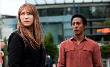 Fringe First Look: Andre Royo on Season Premiere