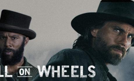 Hell on Wheels Logo