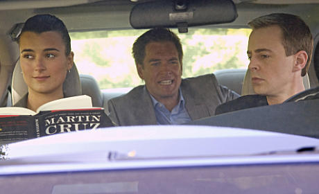 Awesome NCIS Trio